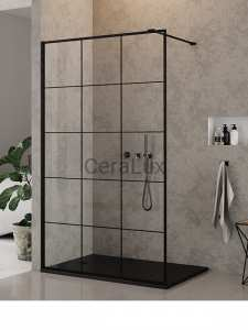 NEW TRENDY New Modus BLACK walk-in 120